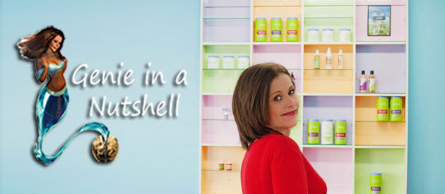 GENIE IN A NUTSHELL - ALL NATURAL HEALTH & WELLNESS PRODUCTS