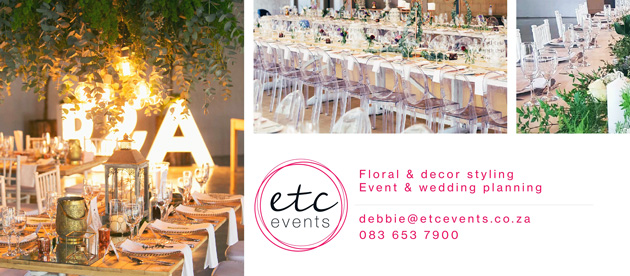 wedding planner durban,wedding planner kzn,event planner durban,event planner kzn,functions,parties,launches,roadshows,etcevents,debbie montague,photography