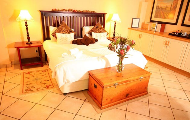 Winterton Country Lodge - RoseCottage - Winterton accommodation - KwaZulu-Natal