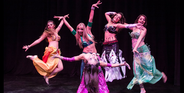 HIZI-HIZI BELLY DANCE, JOHANNESBURG