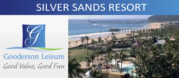 silver sands resort durban, self catering accommodation durban, sea-facing accommodation in kwazulu-natal