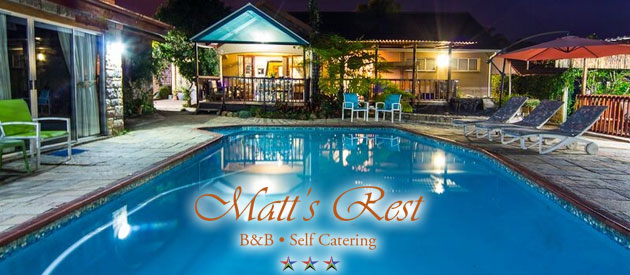 MATT'S REST B&B and SELF CATERING