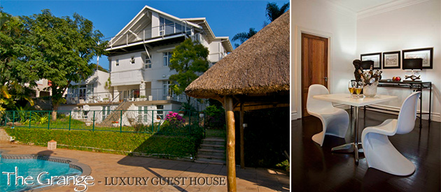 the grange guest house, bnb durban north, bed and breakfast durban, north durban guest house, wedding accommodation, kwazulu-natal business accommodation