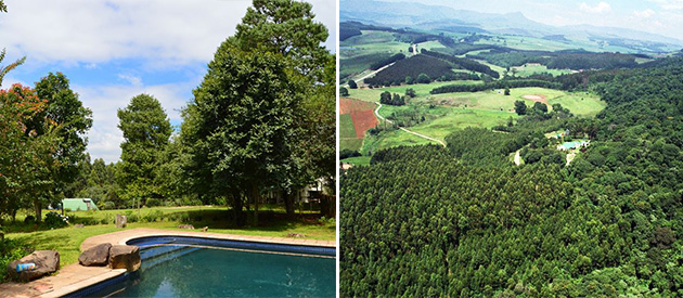 lemonwood, cottages, dargle, self catering, dstv, howick, kwazulu-natal, dargle valley, farm accommodation, country, accommodation