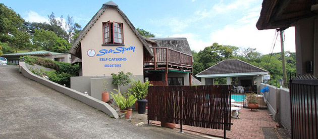 SEA SPRAY SELF CATERING ACCOMMODATION