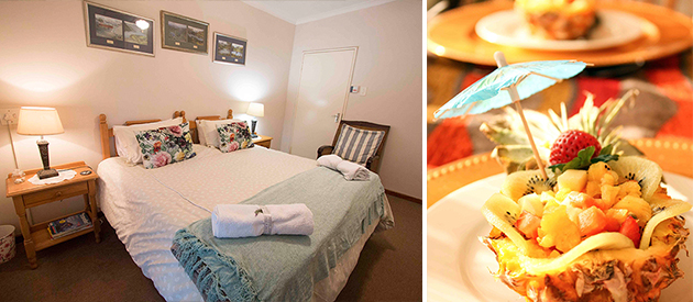 azalea bnb, howick accommodation, bed and breakfast in howick, guest house in howick, midlands accommodation, kwazulu-natal