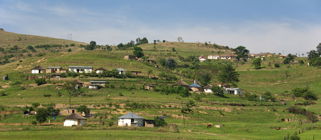 Durban Outer West Valley Of A 1000 Hills In Kwazulu Natal